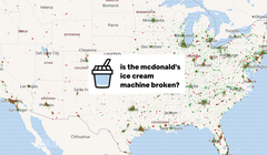 McBroken: How One Programmer Tracks Every Broken McDonalds Ice Cream Machine