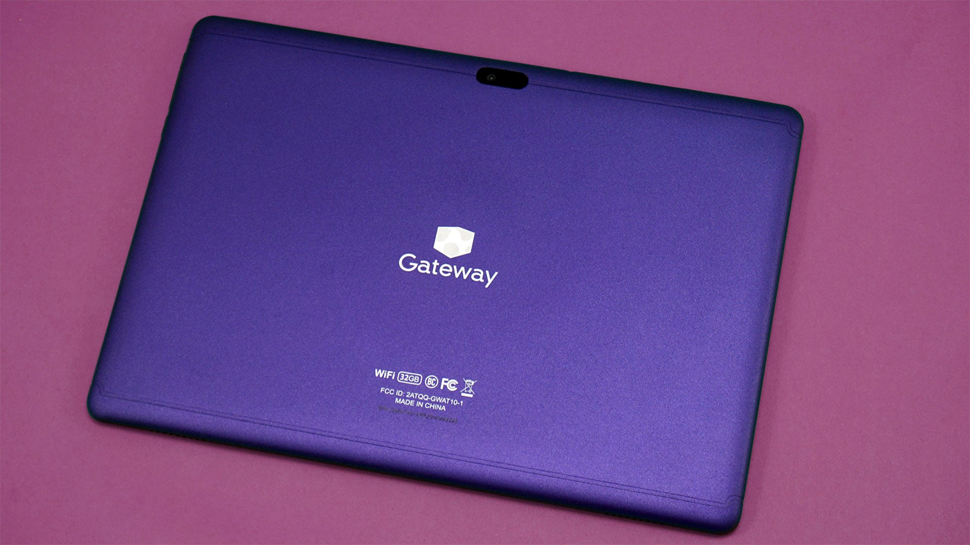 Gateway Android tablet