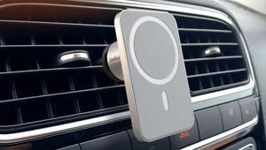 Belkin's $40 MagSafe Wireless Car Charger Looks Super Slick