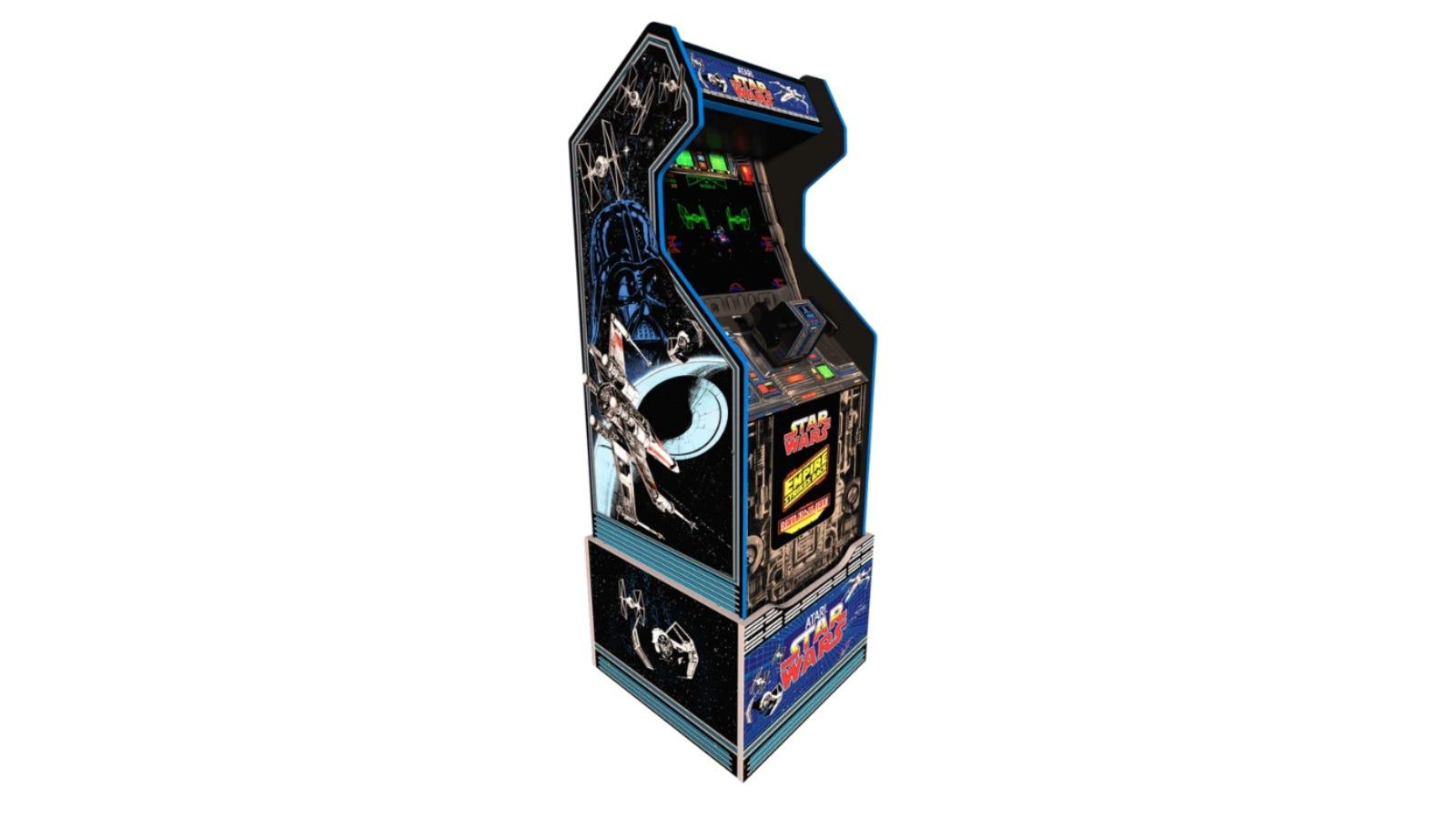 Arcade1Up Star Wars Cabinet