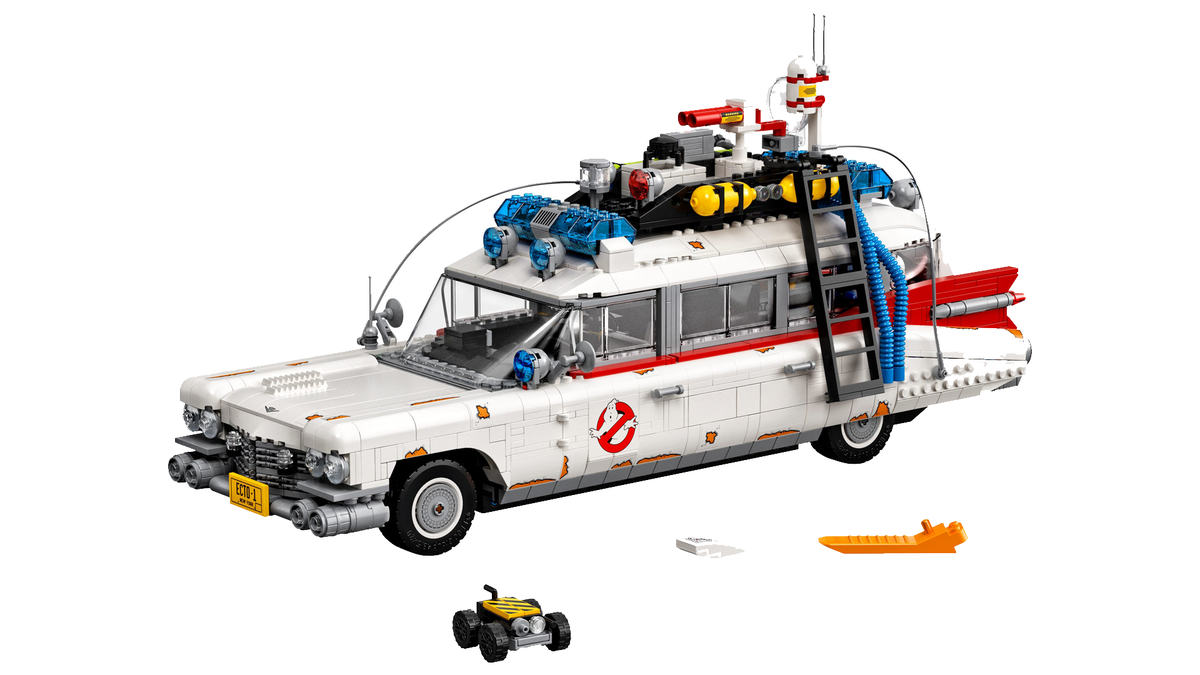 LEGO Ghostbusters ECTO-1 kit coming soon