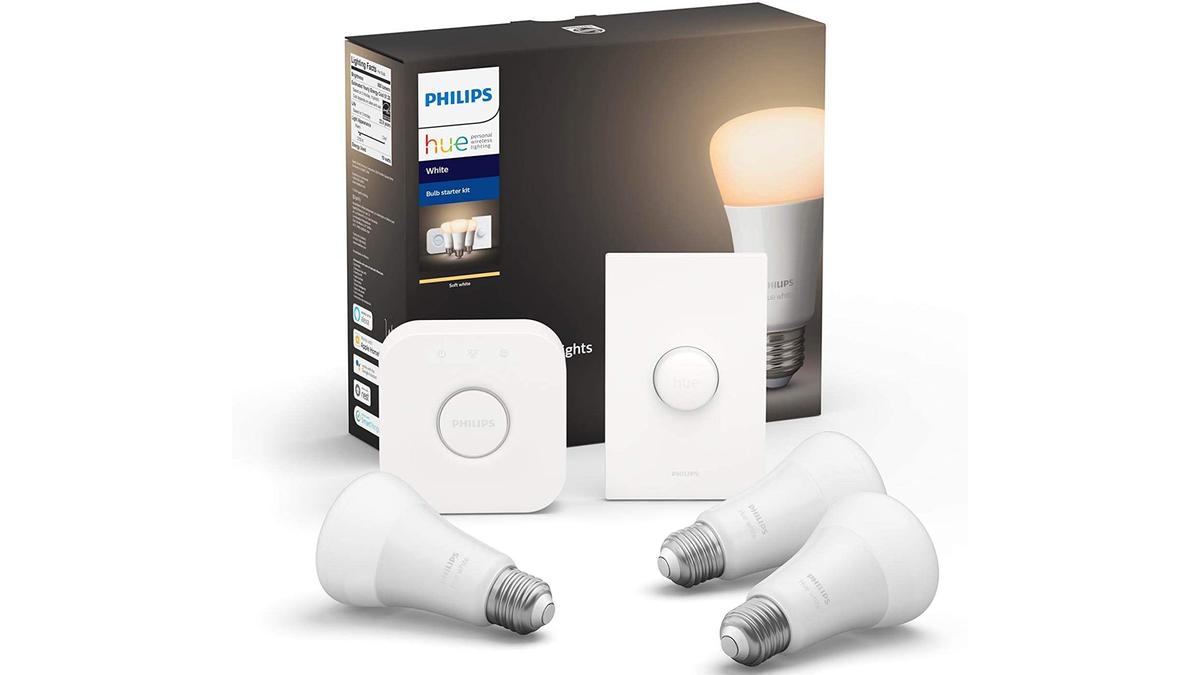 Philips Hue White LED Starter Kit