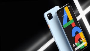 Grab the Google Pixel 4a in This Beautiful New 'Barely Blue' Color