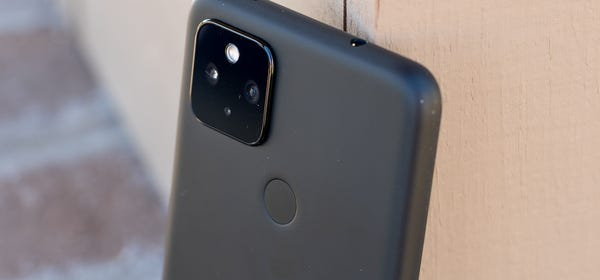 [Update: Nope!] Google's Pixel 5a Phone May Be Canceled