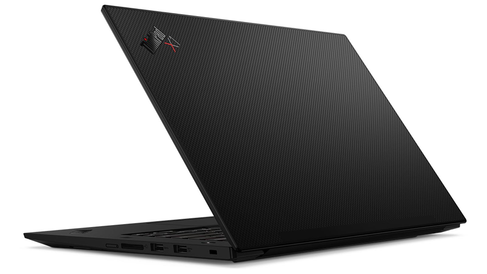 Lenovo ThinkPad X1 Extreme Gen 3 carbon fiber lid