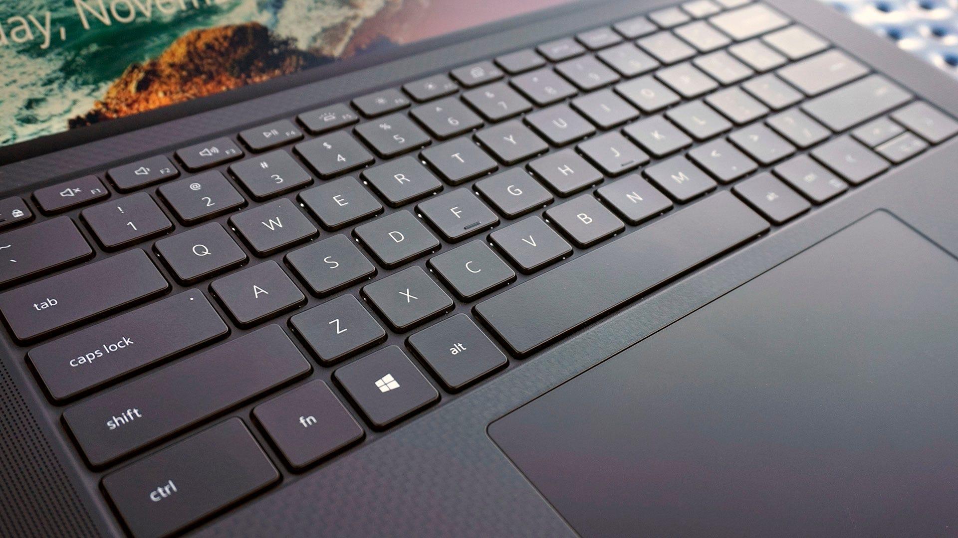 XPS 15 keyboard