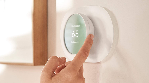 Google's Newest Nest Thermostat Is $42 off at Amazon