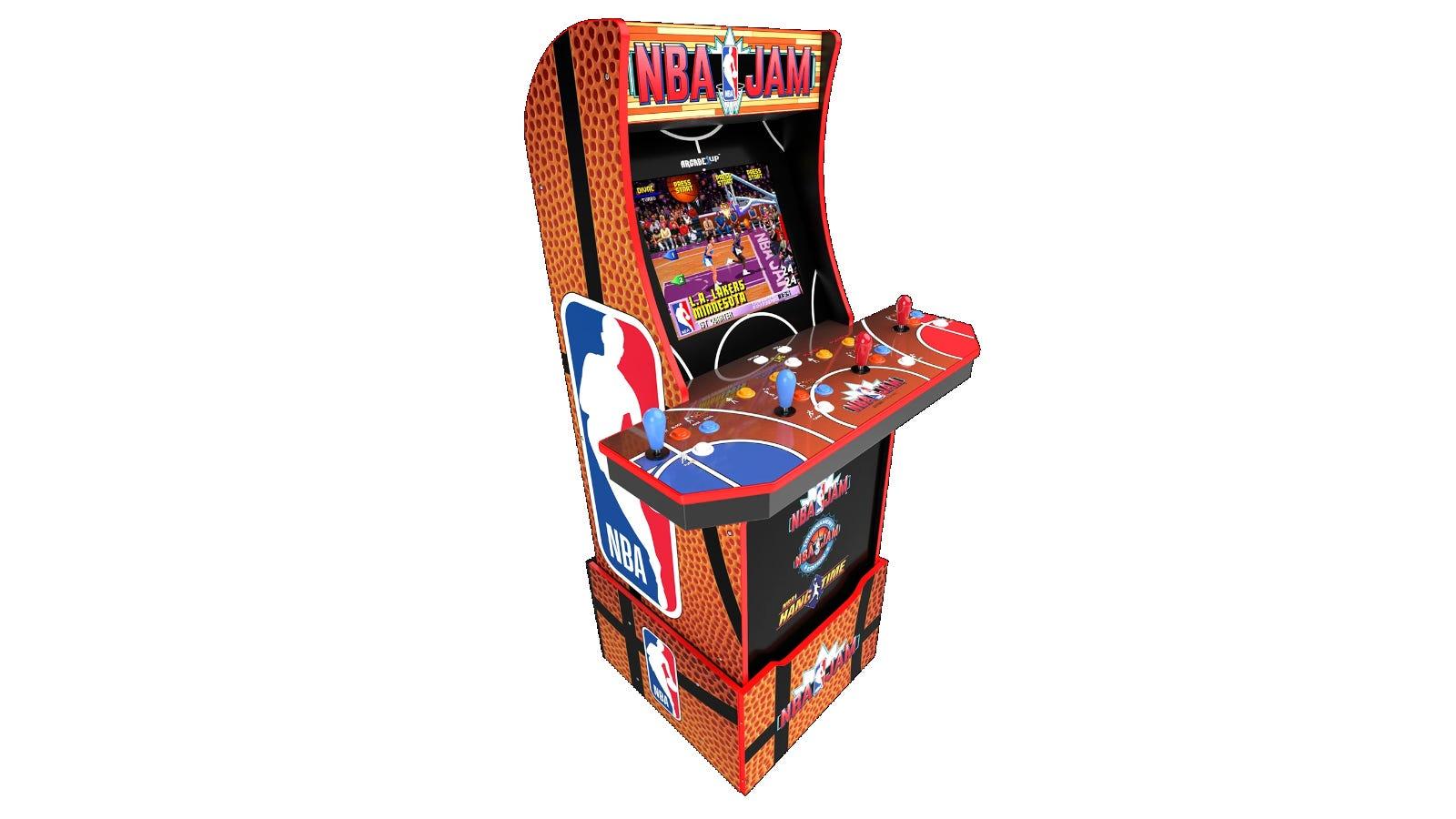 Arcade1Up NBA Jam Cabinet