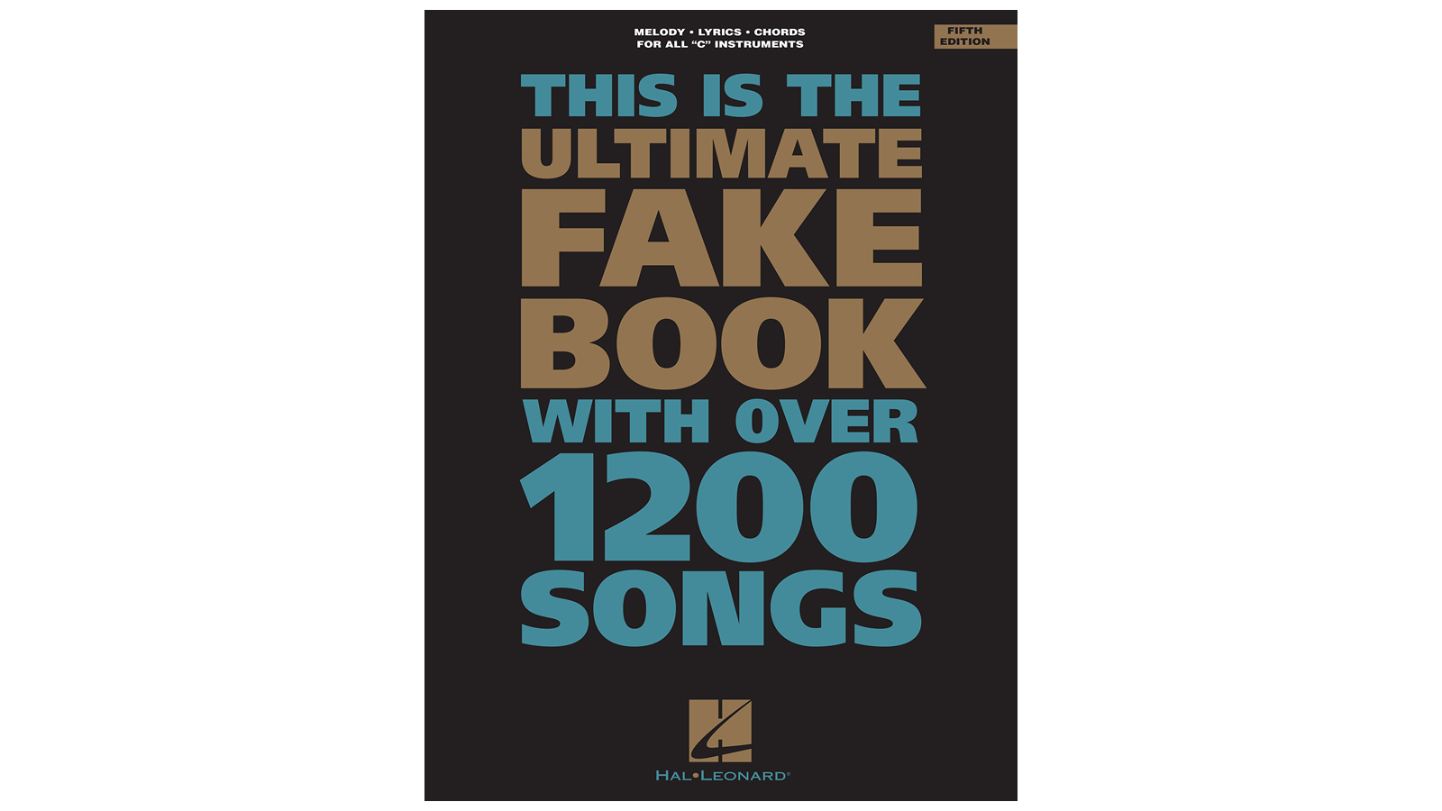 cover of The Ultimate Fake Book