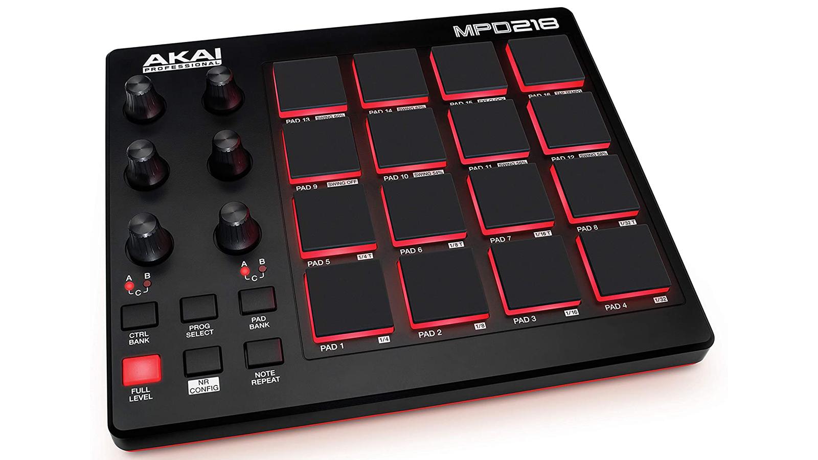 AKAI Professional MPD218 Controller