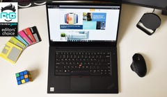 ThinkPad X1 Extreme Gen 3 Review: Power, Beauty, and Brains