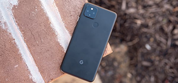 Google's Pixel 5a Sounds An Awful Lot Like the Pixel 5