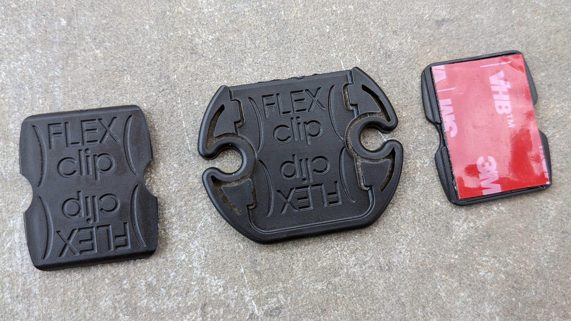 FlexClip mount and bracket