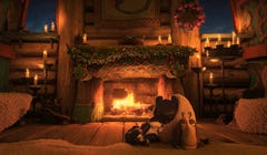 The Best Yule Log Videos to Warm Your Geeky Soul