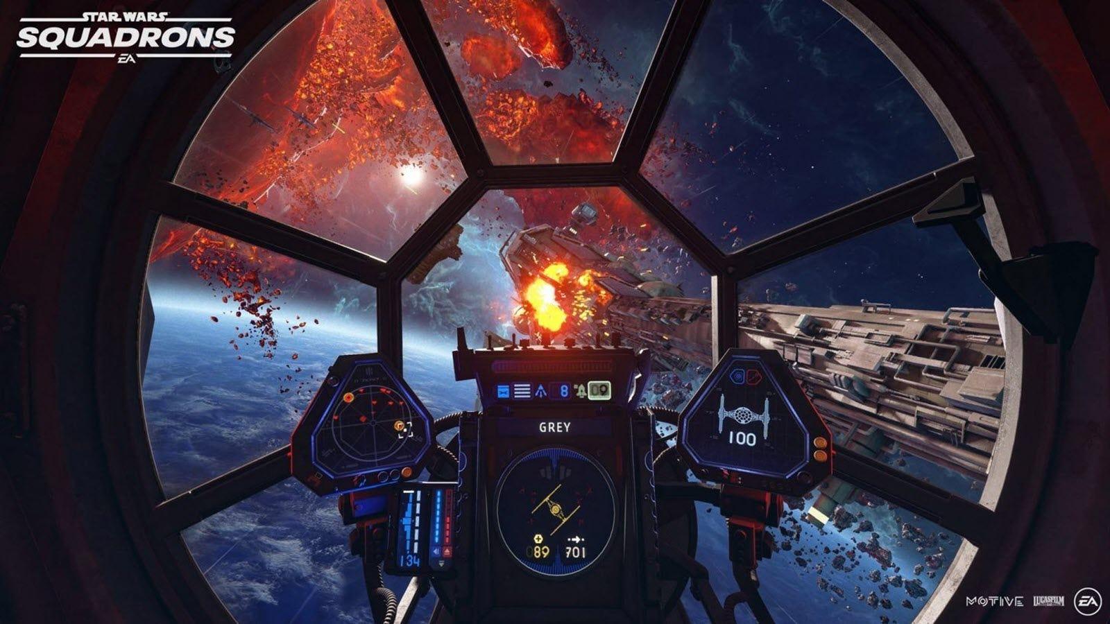 'Star Wars: Squadrons'