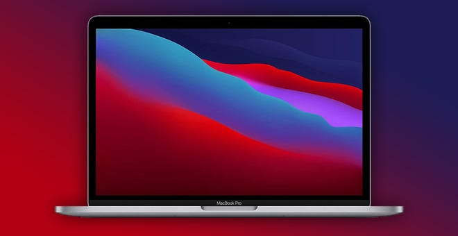 The MacBook Pro M1 with Apple Silicon is $100 Off at Amazon