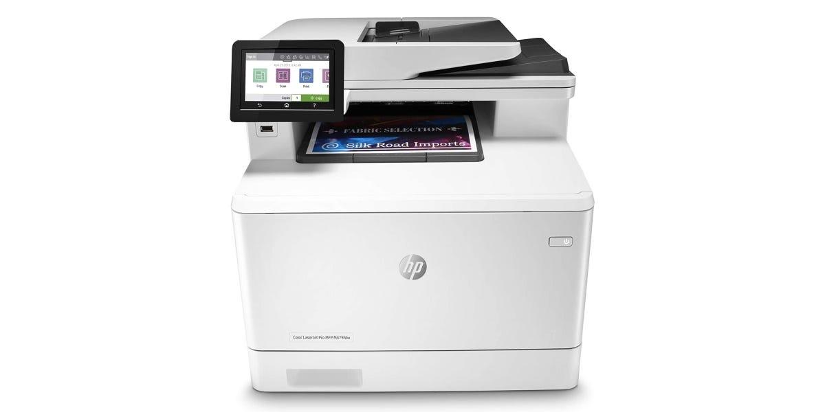 HP Color LaserJjet Pro M479fdw