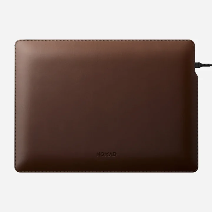 Nomad MacBook Pro Leather Sleeve