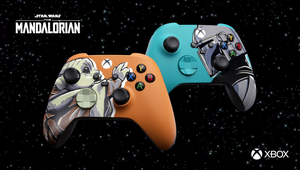 Enter the Xbox Sweepstakes to Win Two Limited Edition 'Mandalorian' Controllers