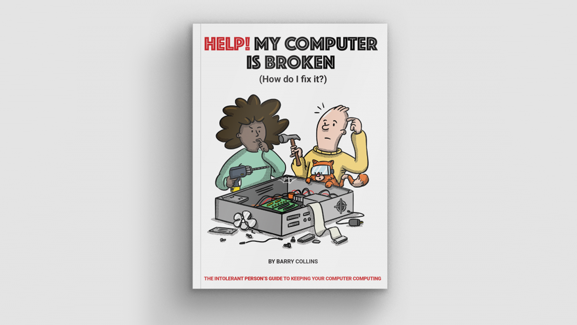 <p>Raspberry Pi Press Unveils a Computer Repair Book for Your Tech-Intolerant thumbnail