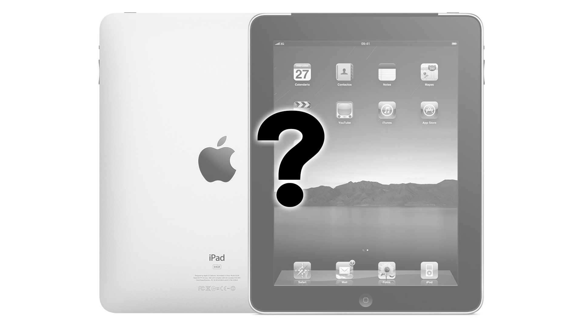 Which iPad is it?