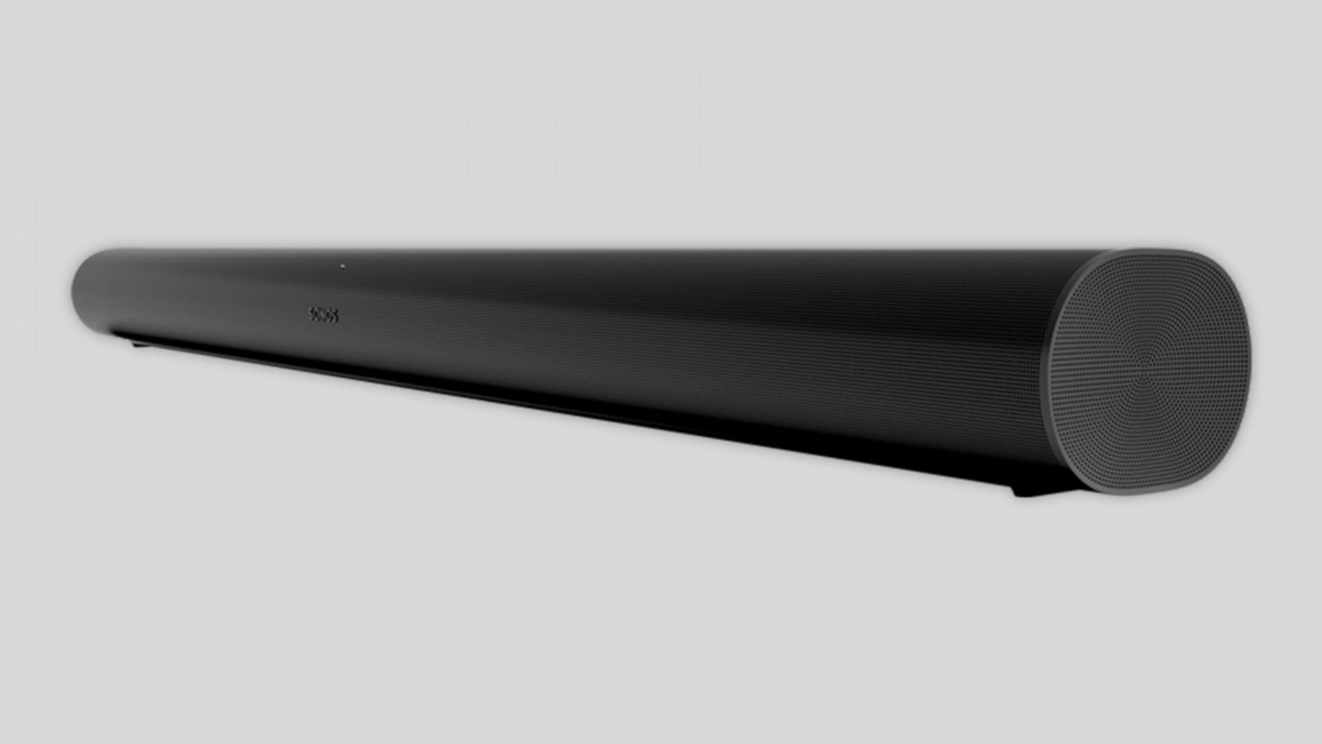 Sonos Arc on an empty background