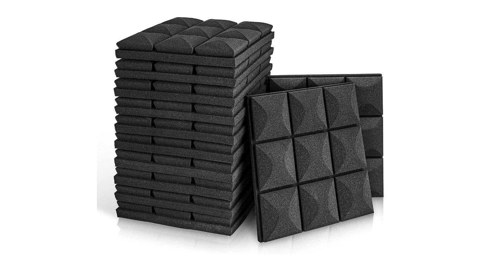 Fstop 12-pack acoustic foam