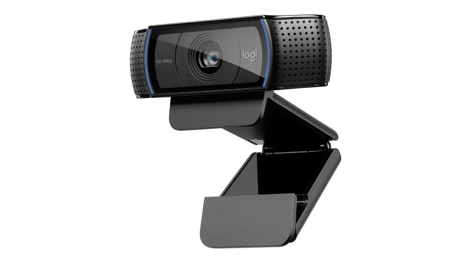 Logitech C920x webcam