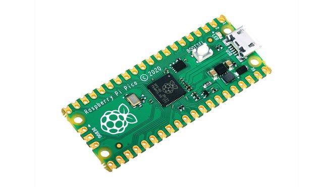 "Raspberry Pi's New $4 ""Pico"" Is an Arduino-Like Microcontroller"