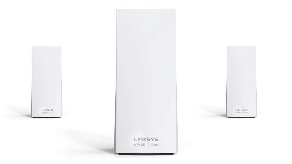 Linksys Introduces a Super-Powered Mesh Wi-Fi 6E System with Motion Detection