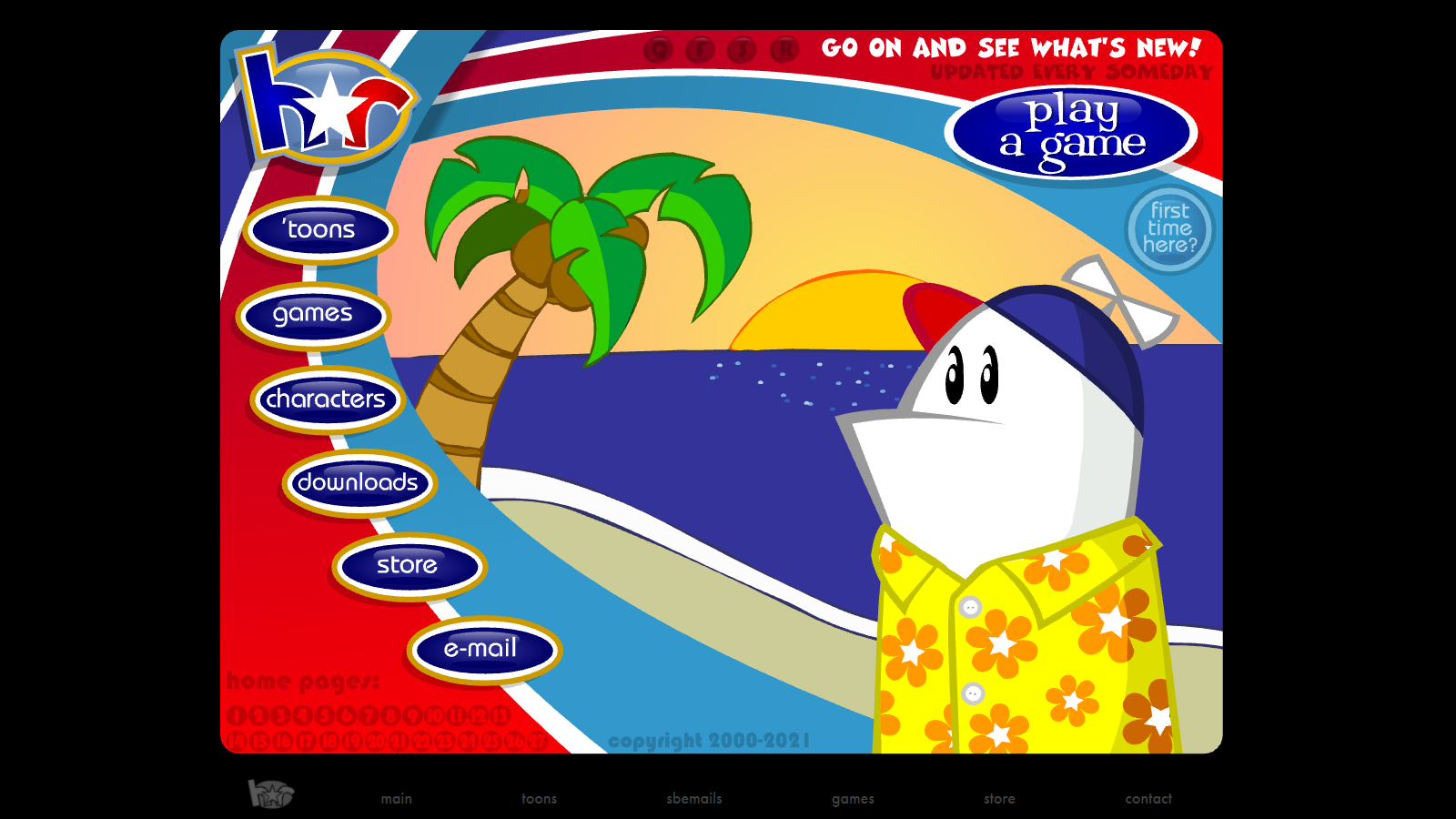 <p>Holy Crap! </p>Homestar Runner Lives On Thanks to Ruffle Project! thumbnail