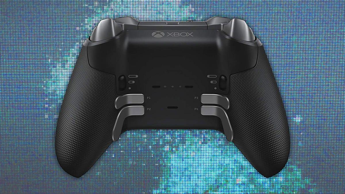 Xbox Elite Controller 2 rear