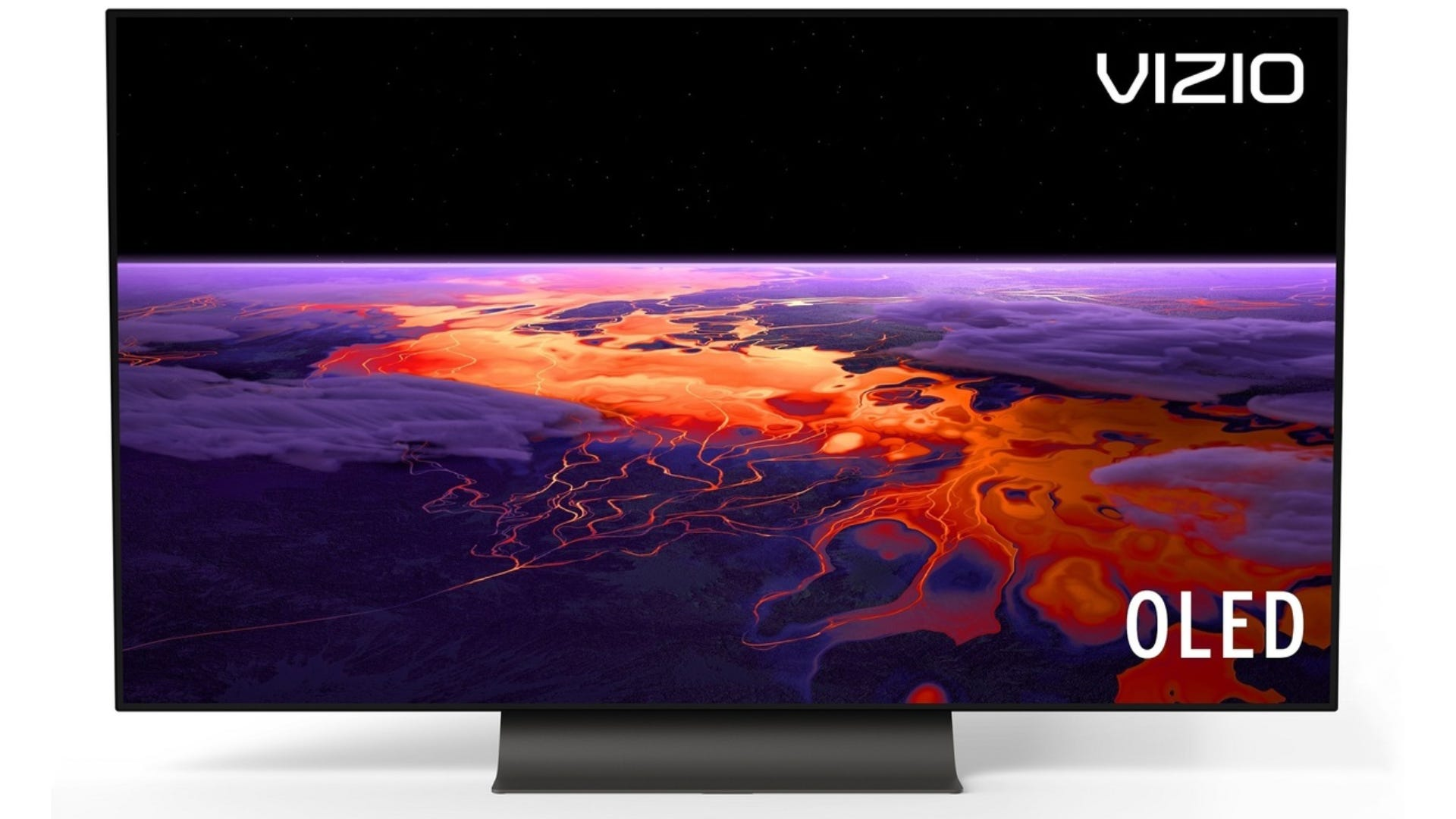Render of Vizio's 2020 OLED TV