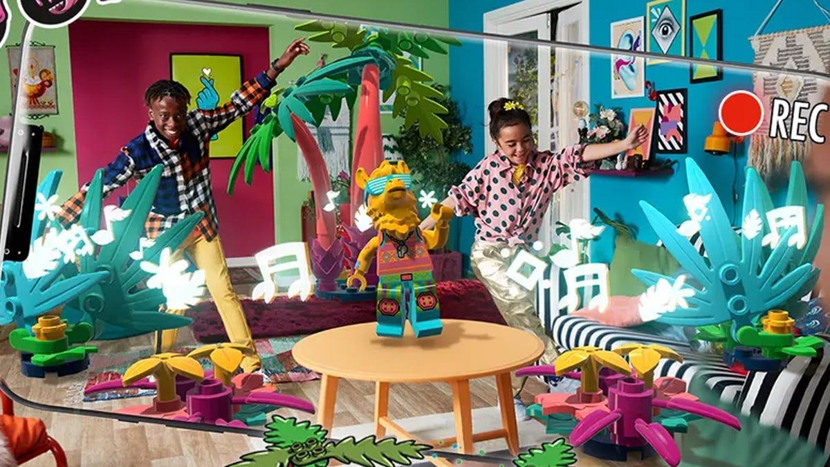 LEGO VIDIYO promotional image