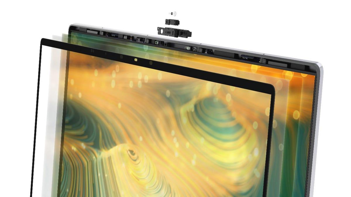 Dell Latitude 9420 camera shutter