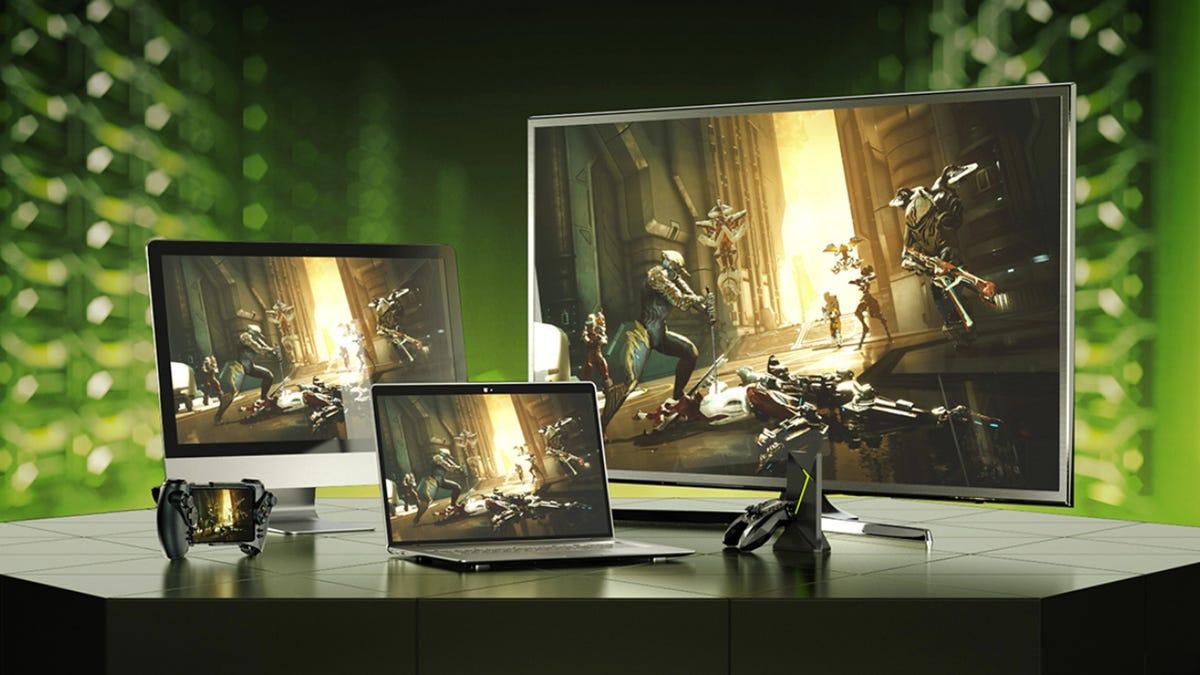 GeForce NOW promo image