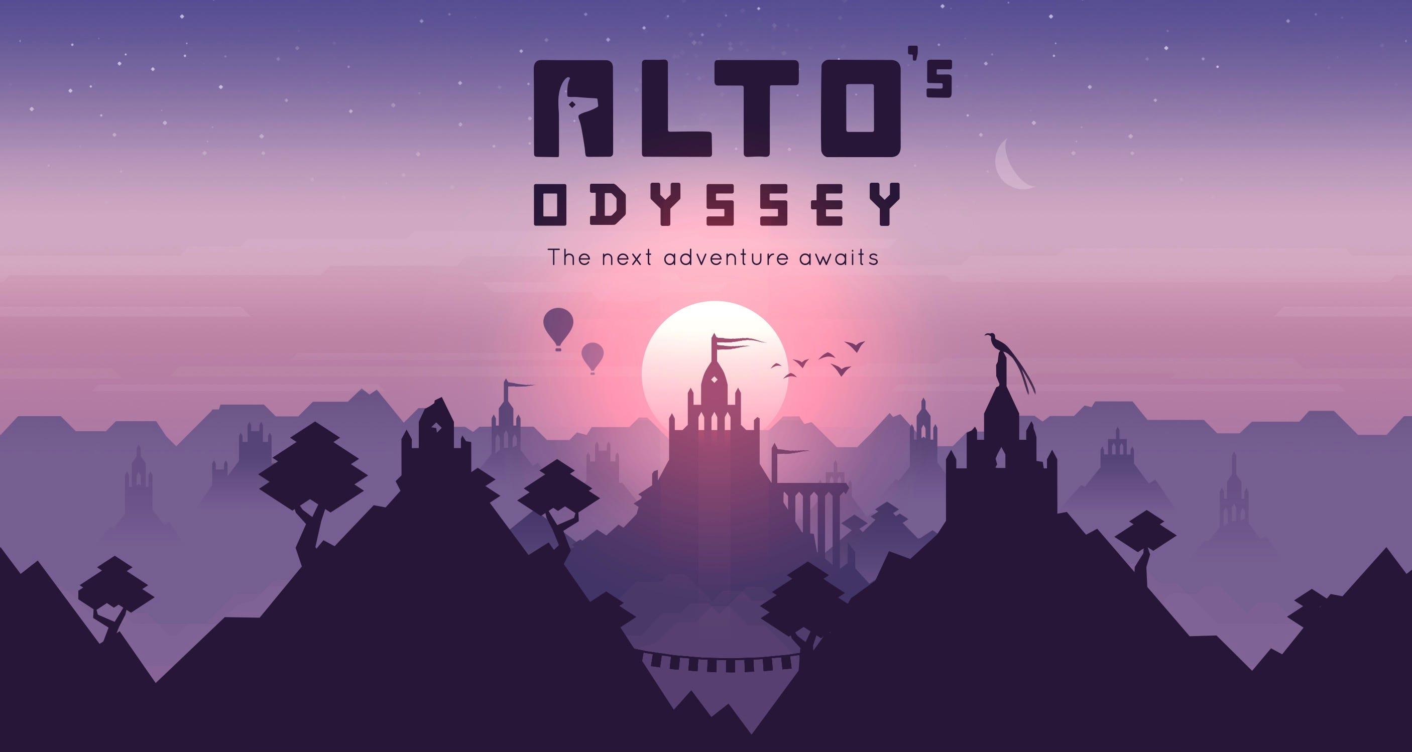 Alto's Odyssey game