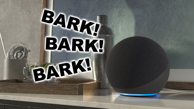 Alexa Guard Plus Listens for Intruders (And Barks At Them)