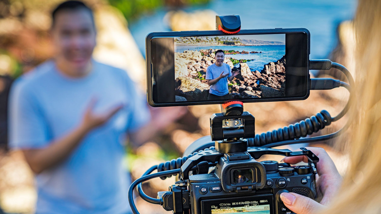 Sony's $2,500 Smartphone Is a Wild Attempt to Revolutionize Livestreaming
