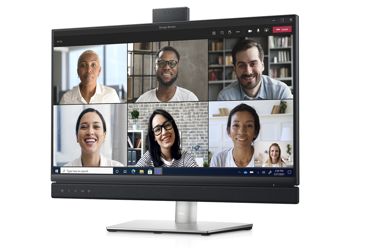 Dell Video Conferencing Monitor, 24-inch
