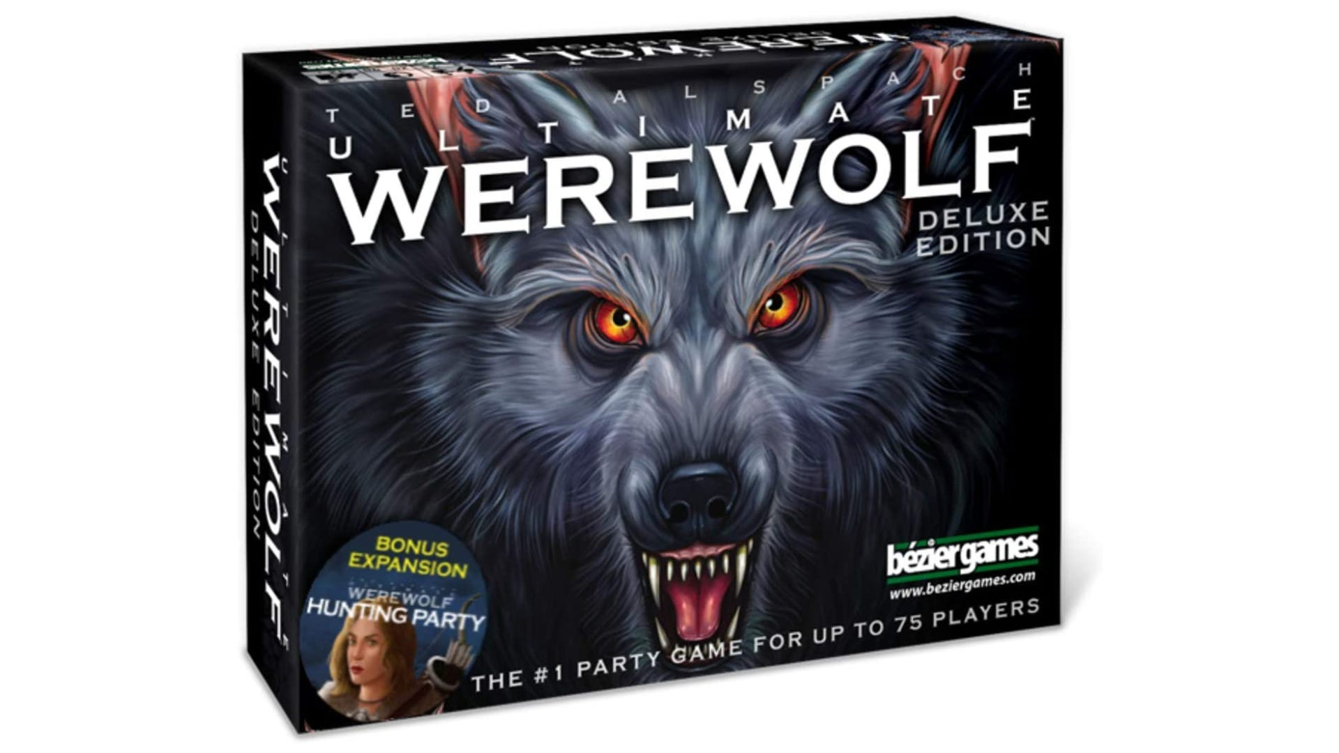 Ultimate Werewolf Deluxe Edition box art