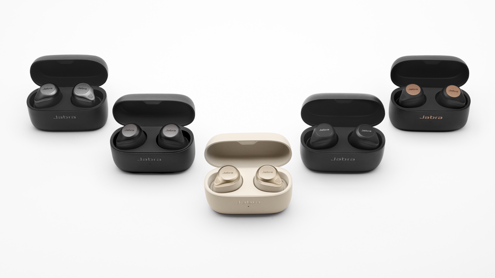 Jabra Refreshes Its Near-Perfect Elite 85t Earbuds with Four New Colors
