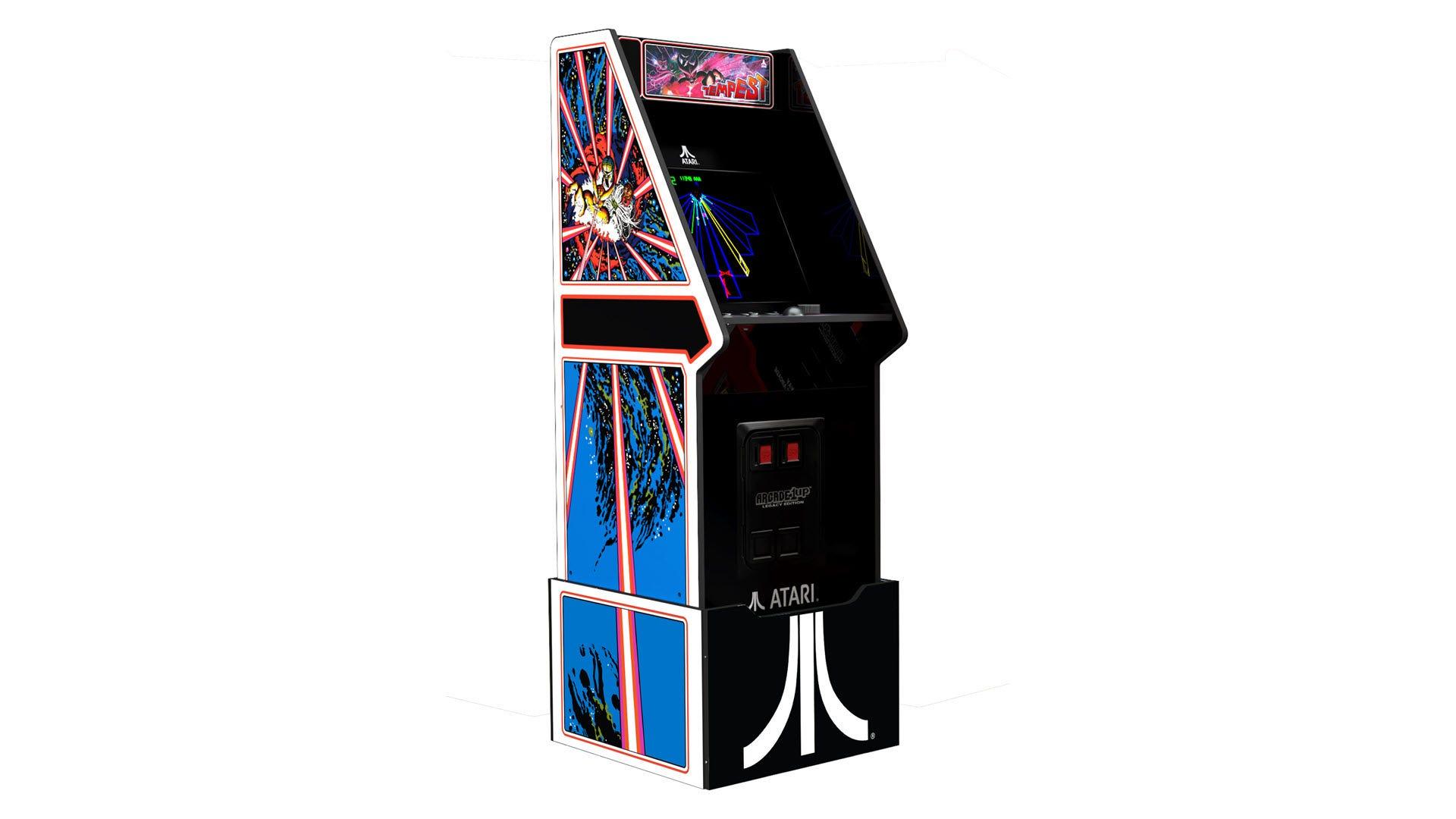 A classic looking 'Atari' Machine