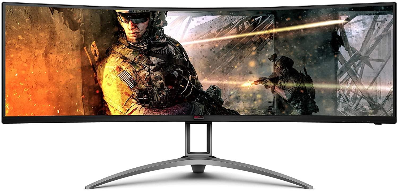 AOC AGON ultrawide monitor
