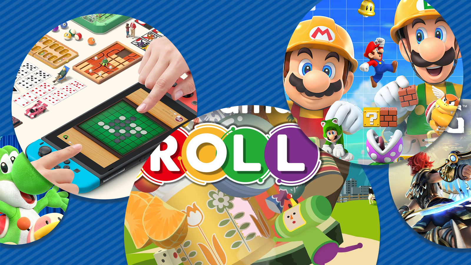 Save Up to 60% on Switch Games During Nintendo's Belated