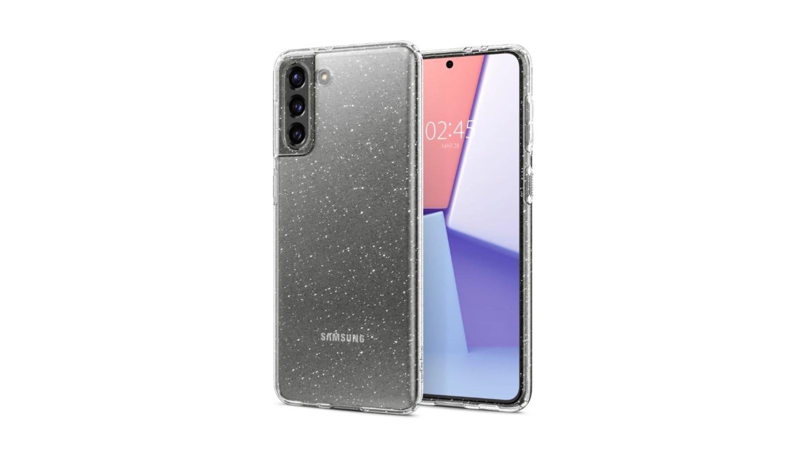 Spigen Liquid Crystal Glitter Case for Galaxy S21