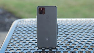 Take $200 Off the Pixel 4a 5G When You Sign Up for Google Fi