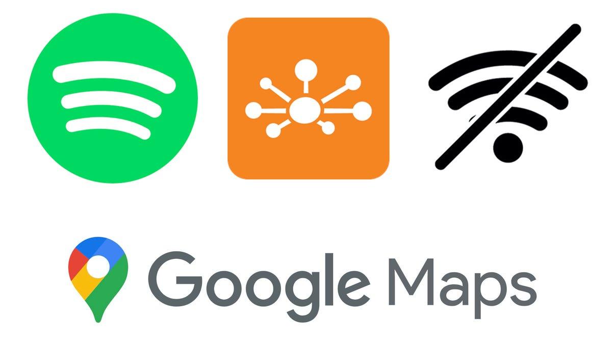 Useful offline apps