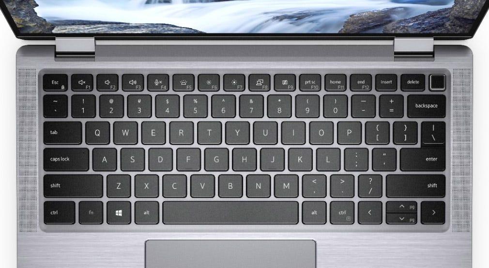 Dell Latitude 9420 keyboard