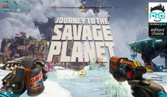 'Journey to the Savage Planet' Is a Short Romp through a Beautiful World